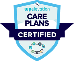 Care plans badge