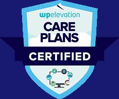 Care plans badge