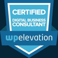 WP Elevation badge