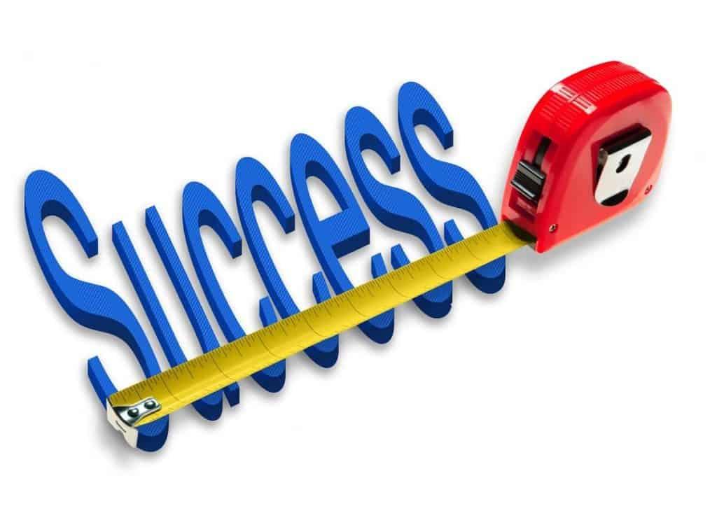 40-measure success
