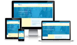 Fincommerce screenshot for portfolio