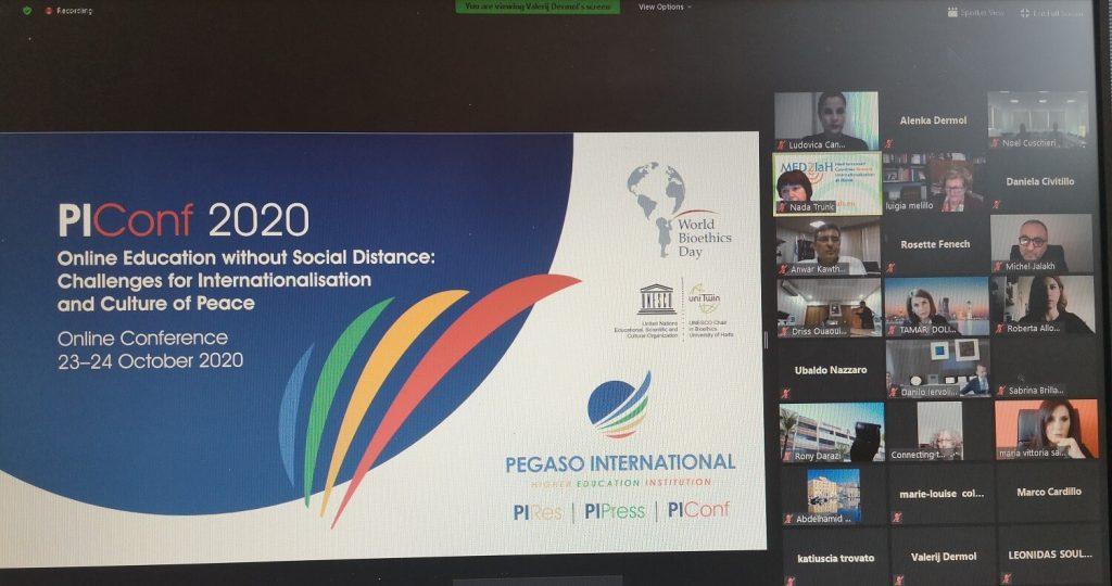 PIConf 2020 - virtual conference